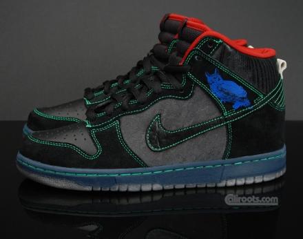 """Nike SB Dunk """"Twin Peaks"""""""