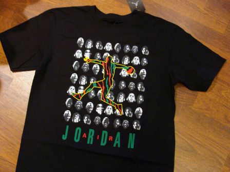 AJ1 x Midnight Marauders Tee