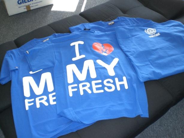 I LOVE MY FRESH!!!!
