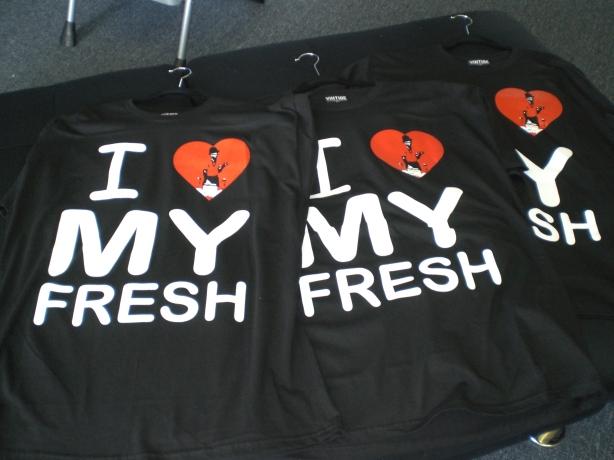 I LOVE MY FRESH!!!