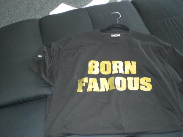 BORN FAMOUS!!