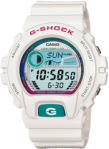 A new take on the white g-shock! This one is real colorful for the summer!