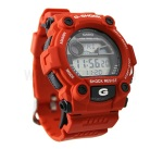 """""""Rescue"""" Red G-Shock, same ones used by the COAST GUARD !"""