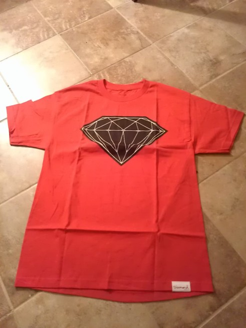 Diamond Supply Big Brilliant tshirt @kreativsole