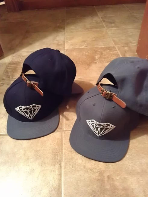 Diamond Supply Brillian Strap-back hat